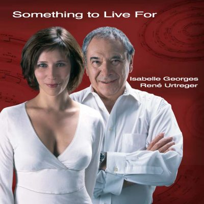 Isabelle Georges & René Urtreger Something To Live For