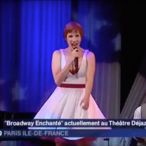 Broadway Enchanté France3
