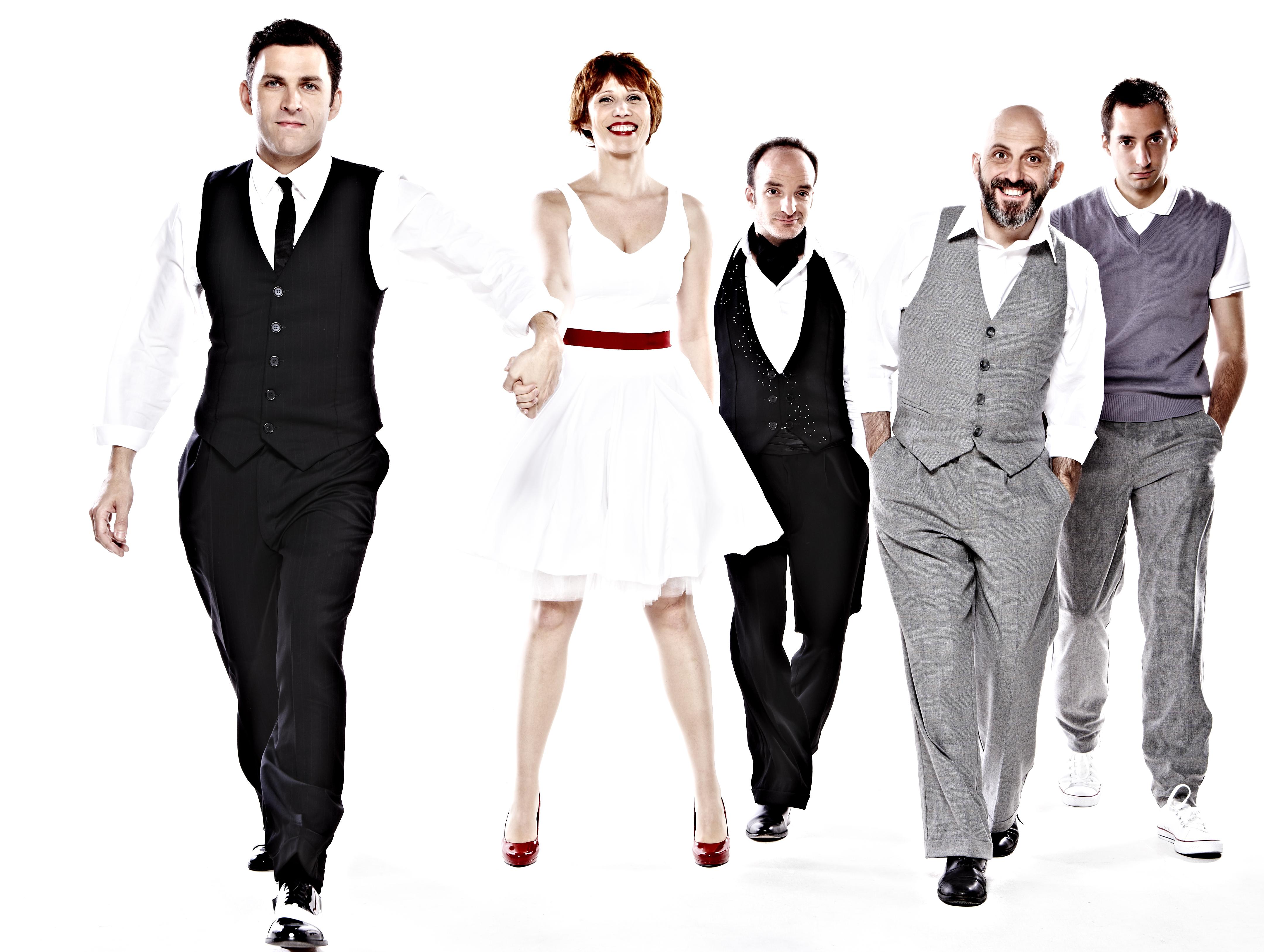 Équipe « Broadway Enchanté ! » Isabelle Georges