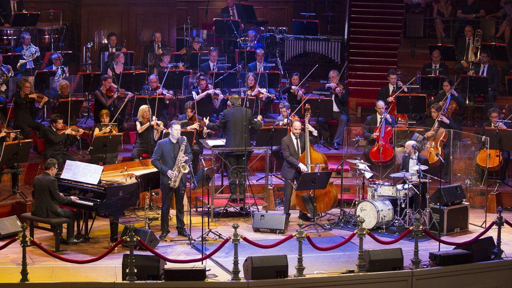 Isabelle Georges « Broadway's Best » Orchestre Philharmonique Royal de Liège dir. Fayçal Karoui Concertgebouw Amsterdam © photo R. Rutten