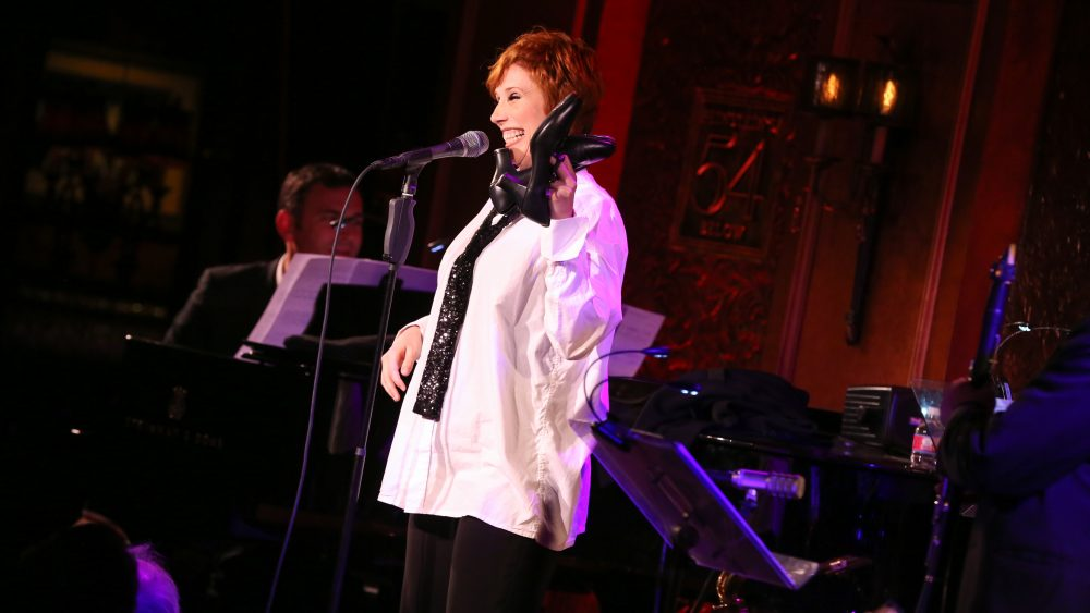 Isabelle Georges « Oh Là Là ! » Feinstein's 54 Below New York © photo M. Hull