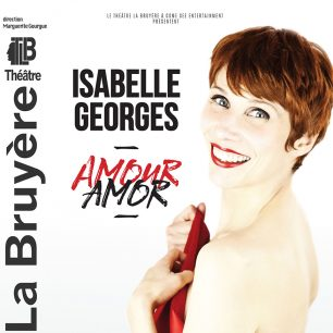 AMOUR AMOR affiche Isabelle Georges