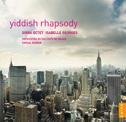 yiddish rhapsody Isabelle Georges