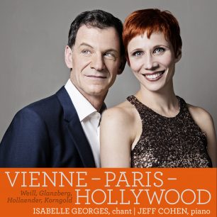 CD Isabelle Georges Jeff Cohen Vienne-Paris-Hollywood