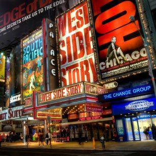 Isabelle Georges « Lumière sur Broadway »