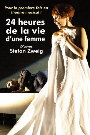 Isabelle Georges « Vingt-quatre heures de la vie d'une femme »